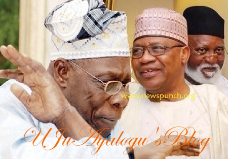 2019: Obasanjo In War With IBB, Abdulsalami Over Endorsement of Atiku, Vows His VP Can't Be President In His Lifetime