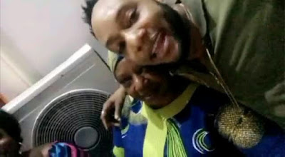 Kcee Dancing And Having Fun With His Sweet Mother & Sisters(pics,video)