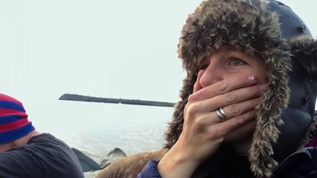 Όταν δακρύζει ο κάμεραμαν: Η συγκλονιστική στιγμή «αυτοκτονίας» θαλάσσιων ίππων λόγω της κλιματικής αλλαγής