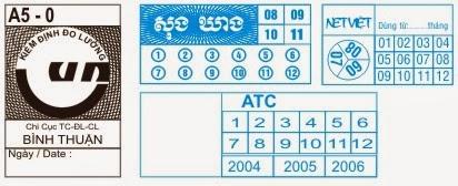 các loại tem bảo hành được cung cấp tại trang web in offset giá sỉ, giá rẻ