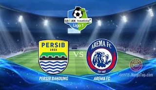 nonton gratis via streaming tv one tanpa buffering Persib vs Arema tahun ini !!!