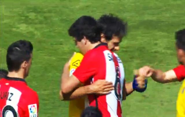 Valerón homenajeado dos veces en su despedida en el  de Estadio Gran Canaria