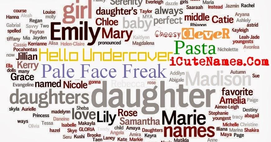 Summary -> Cute Kik Name Ideas - stargate-rasa info