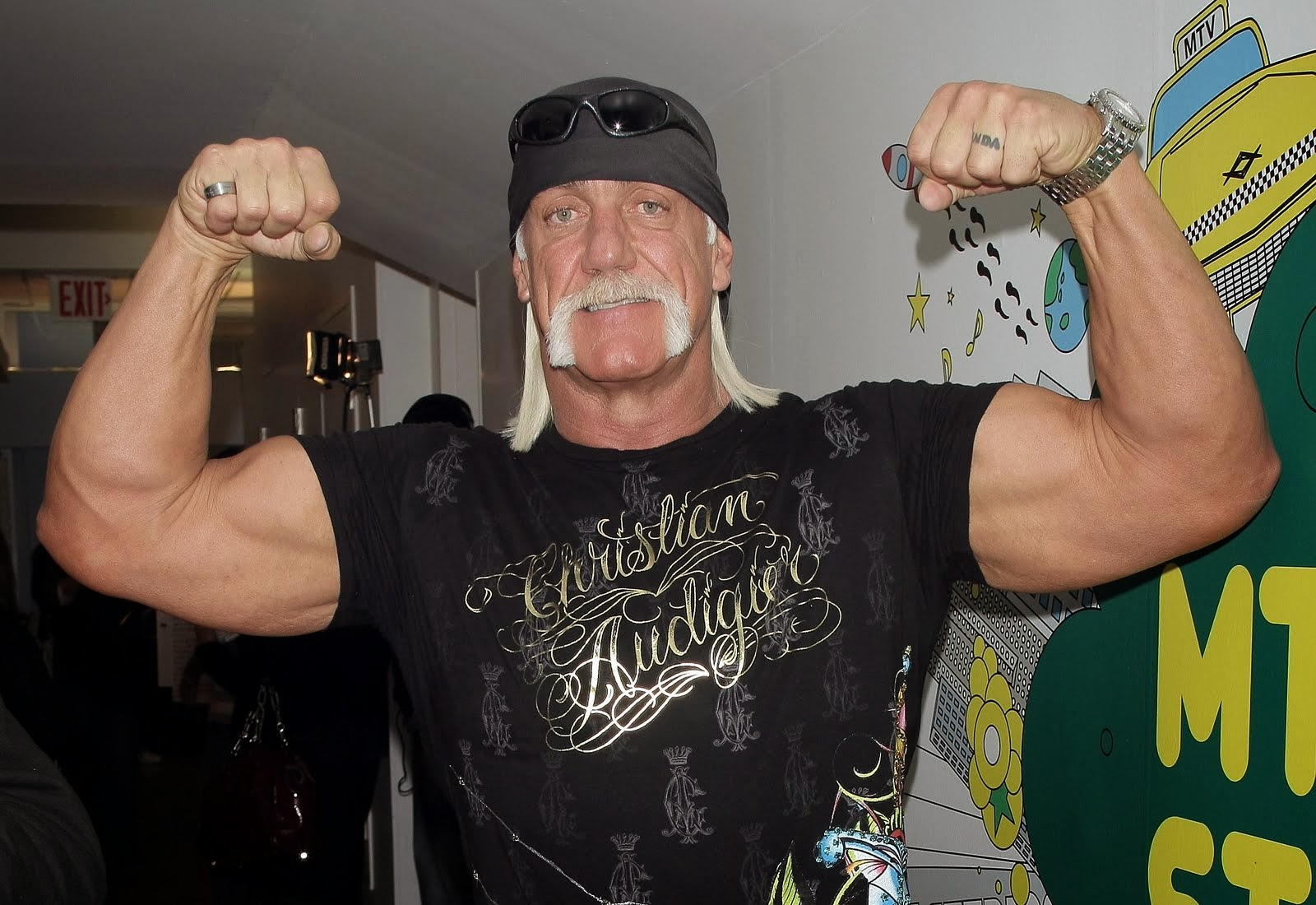 Hogan Hulk Hulk Hogan Hd Wallpapers Free Download Wwe Superstars Hd