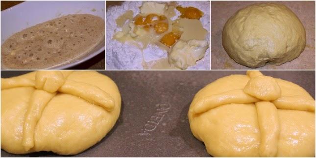Receta de Pan de Muerto sin Agua de Azahar via www.unamexicanaenusa.com