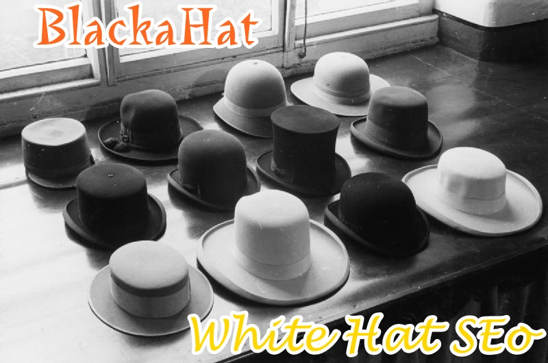 black hat white hat seo kia ha