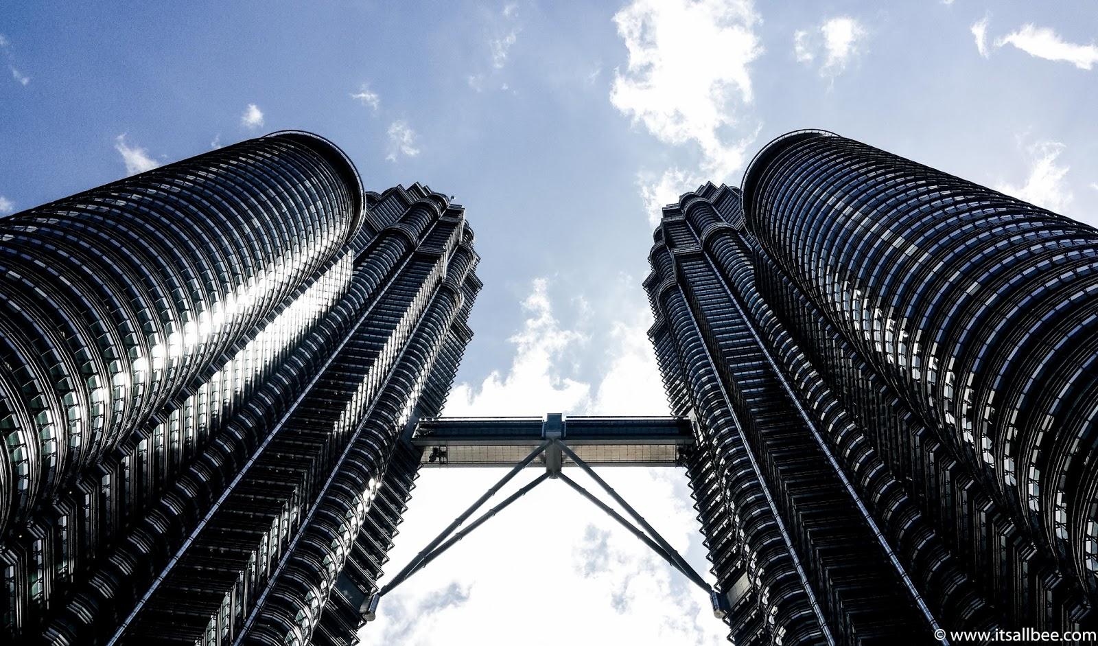 2 day itinerary for Kuala Lumpur Petrona Towers