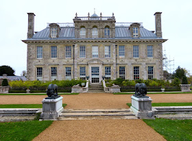 Kingston Lacy from the garden