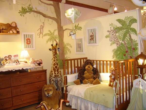 Jungle Like Hunting Baby Boy Popular Bedroom Themes Cheap On A Budget Decor  Unique Concept For