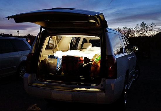 Burlappcar: Chevrolet Suburban Test Drive