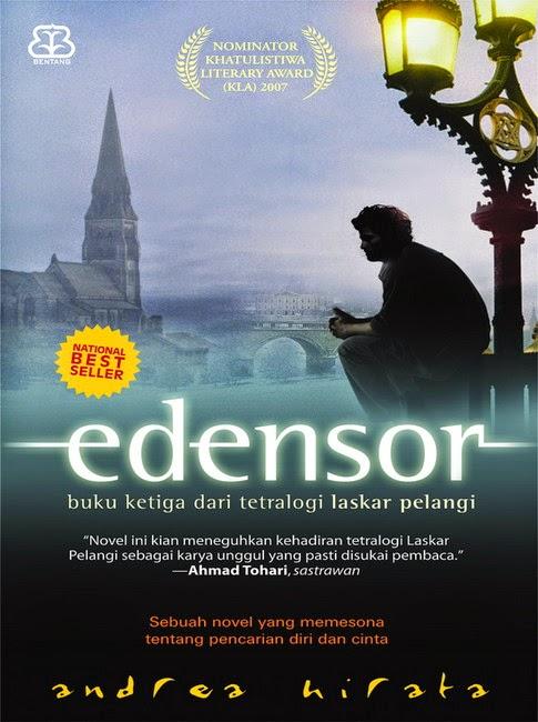 Novel Tetralogi Andrea Hirata Edensor