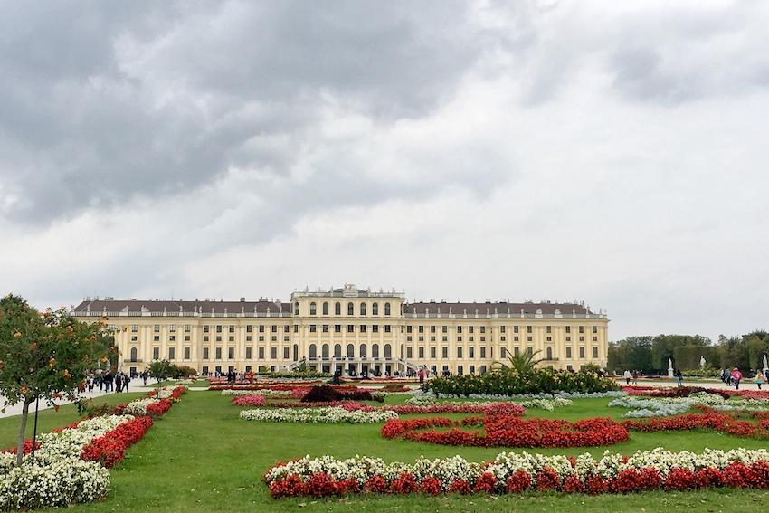 Garten Schönbrunn