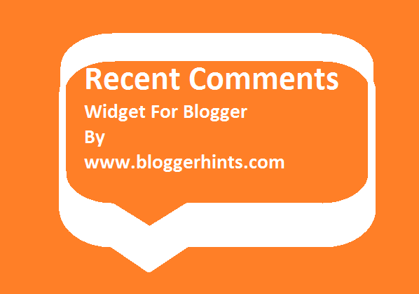 Comment Box Widget For Blogger or Blogspot