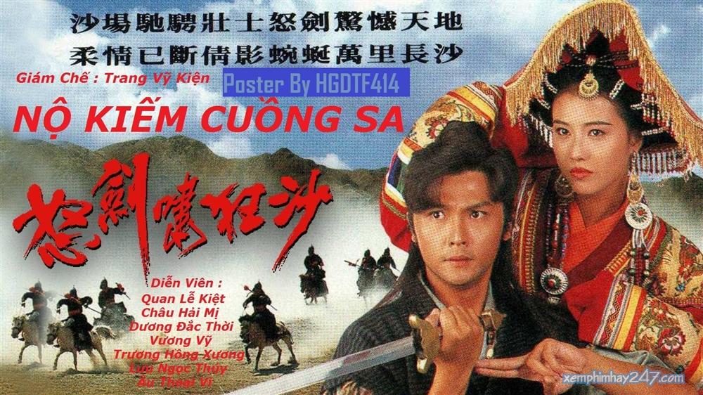 http://xemphimhay247.com - Xem phim hay 247 - Nộ Kiếm Cuồng Sa (1991) - The Sword Of Conquest (1991)