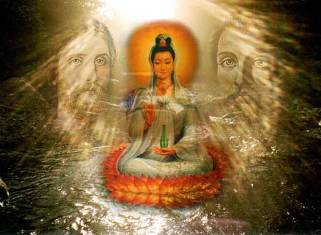 Resultado de imagen de MAESTRA KWAN YIN