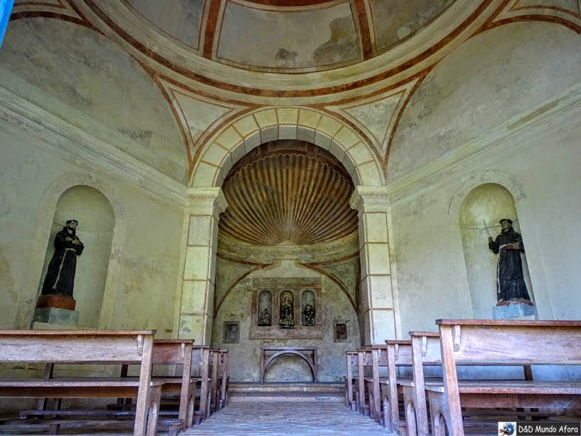 Capela do Castelo Garcia D'Ávila - O que fazer na Praia do Forte (Bahia)