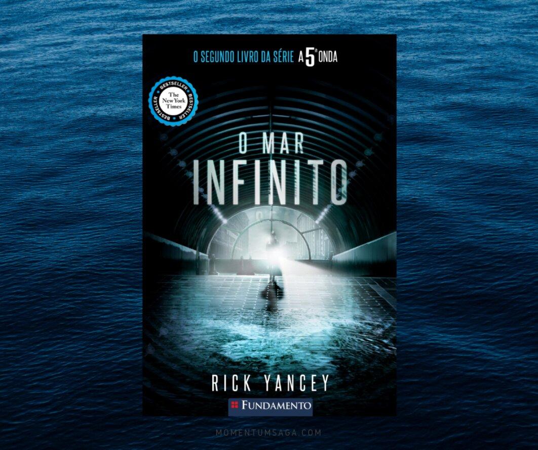 Resenha: O Mar Infinito, de Rick Yancey