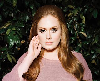 Foto-foto Adele Terbaru