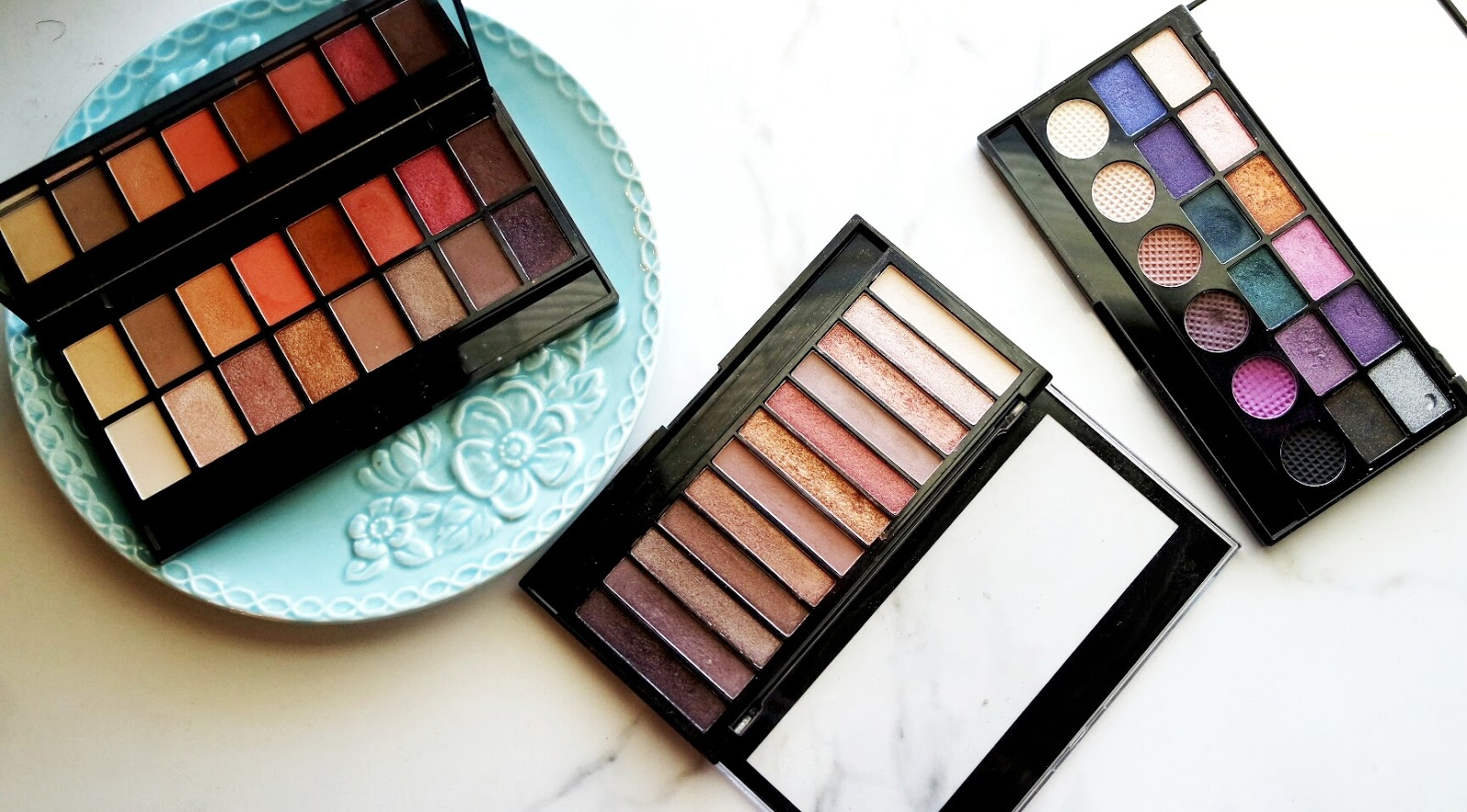 Makeup Revolution Eyeshadow Palette Review