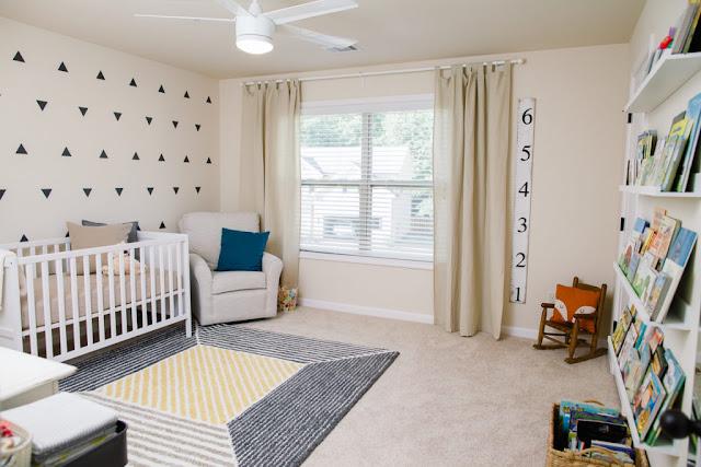 Como montar um quarto de bebê