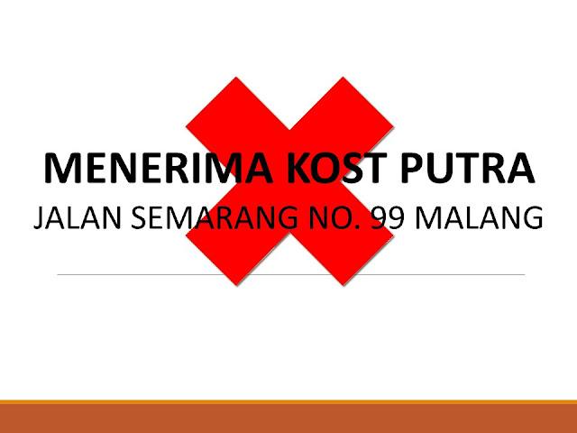 Tips Jitu Promosi Iklan Kost di Malang