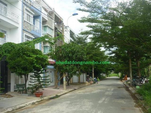 Bán nhà Khu Dân Cư Phú Lợi Quận 8, sổ hồng chính chủ