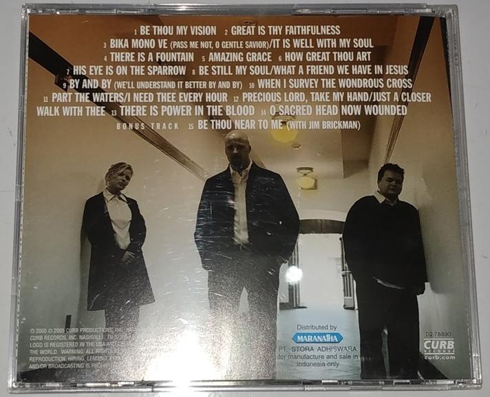 CD Selah - Greatest Hymns - GUDANG MUSIK SHOP