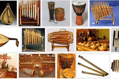 Jenis Alat Musik Ritmis dan Melodis serta Penggunaannya