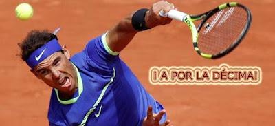 la final de Roland Garros en Telecinco