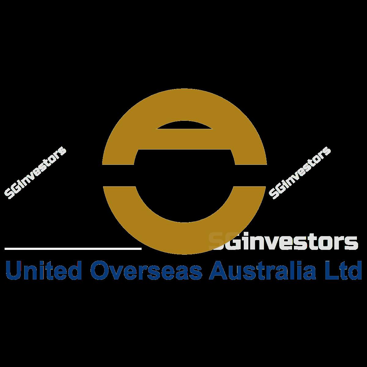 UNITED OVERSEAS AUSTRALIA LTD (SGX:EH5) @ SGinvestors.io