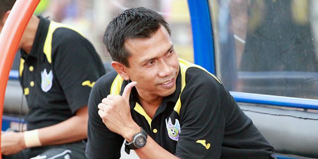 Widodo Cahyono Putro, Pelatih Sriwijaya FC di Torabika Soccer Championship Tahun 2016 (sumber foto : internet)
