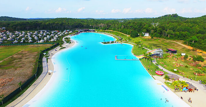 Crystal Lagoon Treasure Bay Bintan