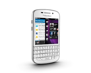 Blackberry Q10 offered under Globe Telecom's best ever MySuperPlan