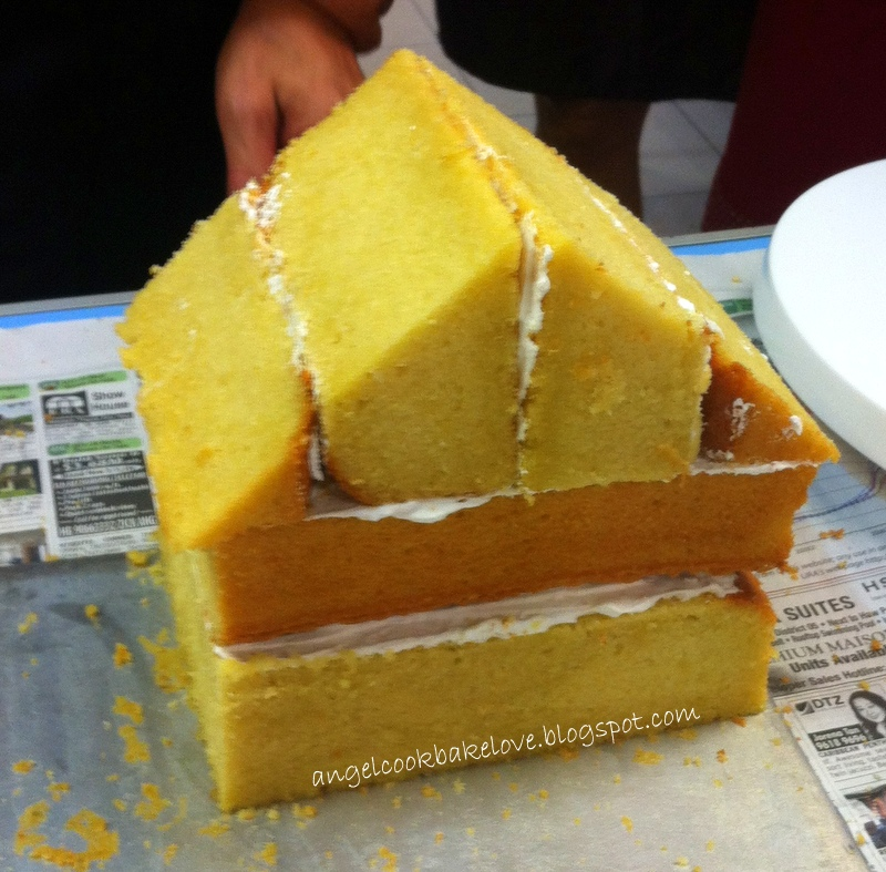 Cook.Bake.Love: Richard Goh's Cake Deco Class 5: How to ...