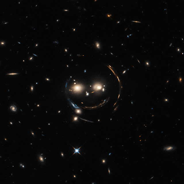 Cheshire Cat Galaxy Group optical