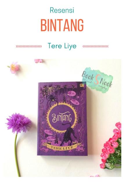 novel Tere LIye, novel Bintang, novel Bintang Tere Liye, resensi novel Bintang, resensi novel Tere Liye
