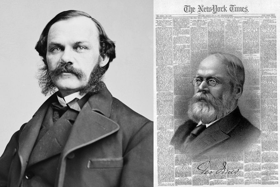 The New York Times, founders