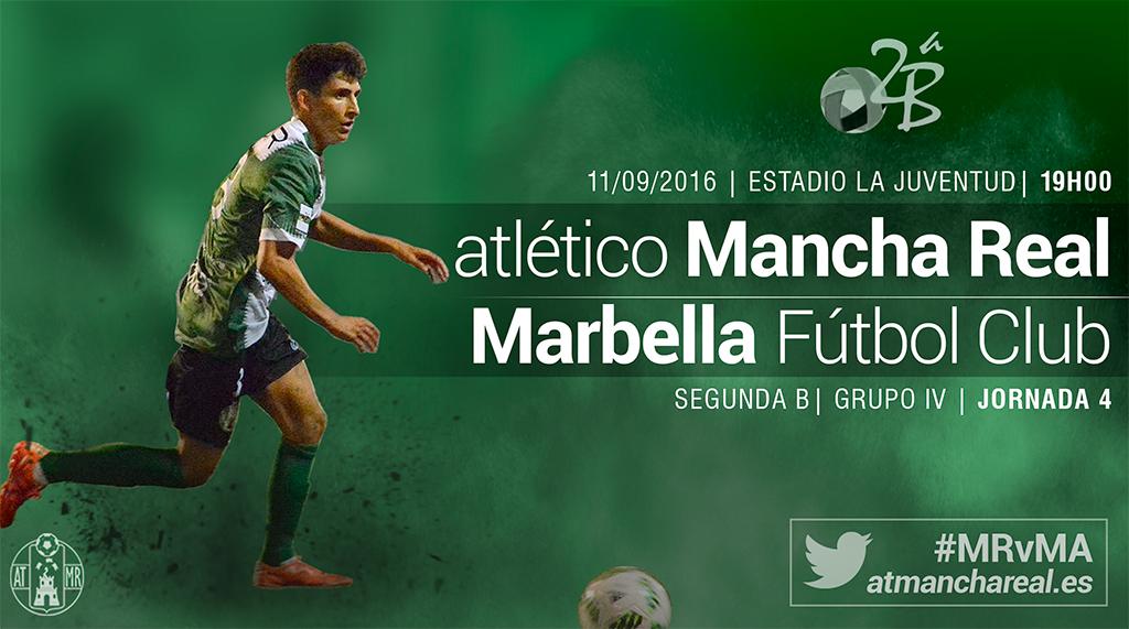 2016   Atlético Mancha Real   Web oficial