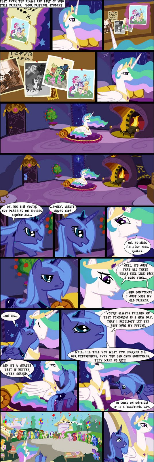 My Little Pony Time Travel Fanfic