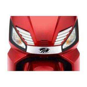 Mahindra Gusto 110 Special Edition headlight