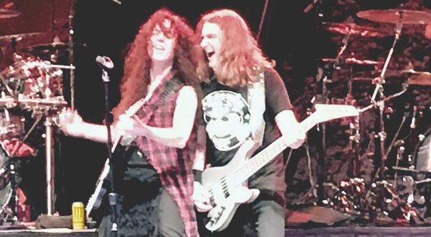 marty friedman david ellefson