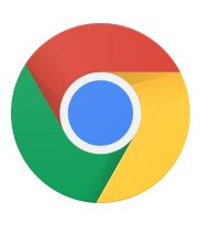Contoh Logo Browser Google Chrome