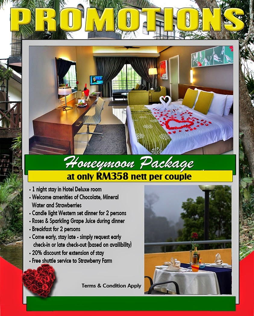 Honeymoon Amp Holiday Package Ukwa Travelink Highland