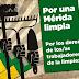 IU-Mérida apoya las reivindicaciones laborales de la plantilla de FCC.