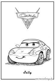 walt disney cars coloring pages | Free Coloring Pages: Walt Disney Cars Characters Sally ...