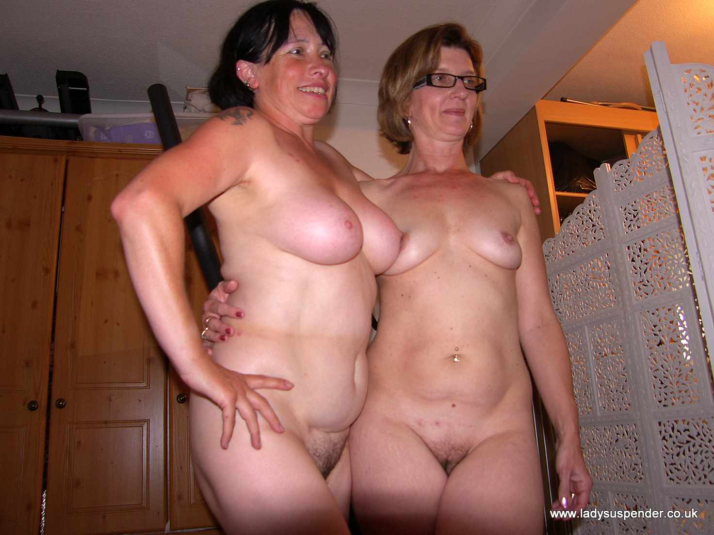 Oops caught mom naked