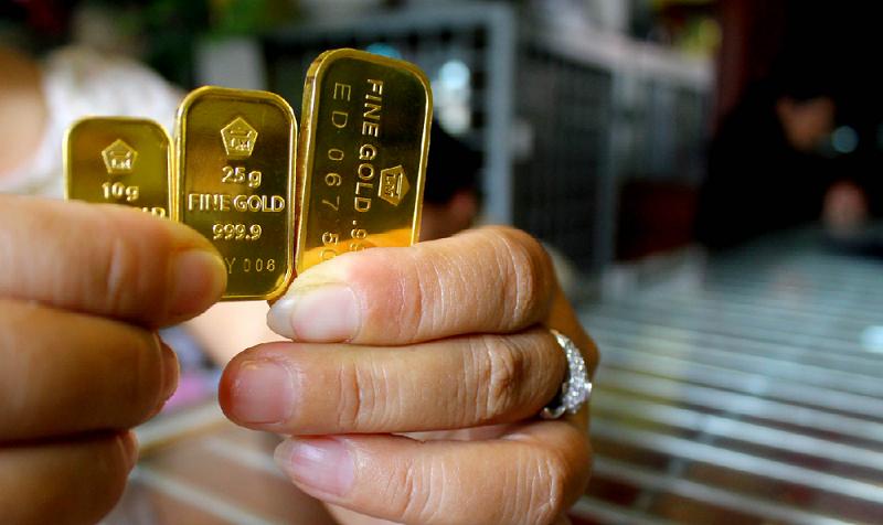 cara membeli emas antam di bank syariah