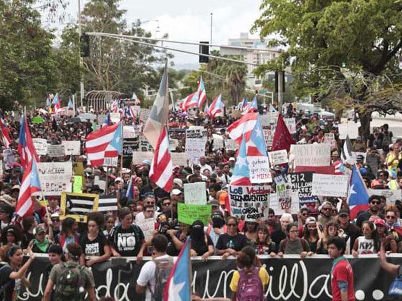 Estudiantes en huelga no acatarán orden de tribunal de Puerto Rico