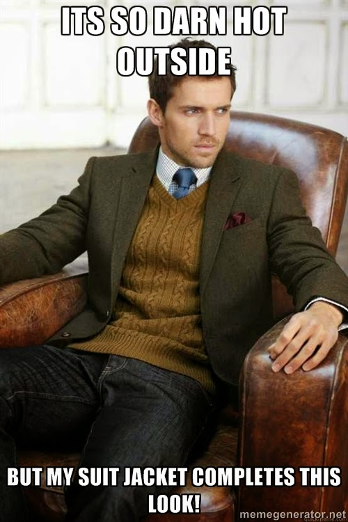 movember 01 - Top 5 Problems of the Sharp Dressed Man