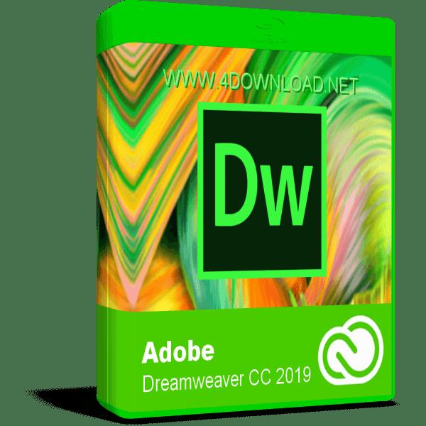 Download Adobe Dreamweaver CC 2019 v19.0 Full version